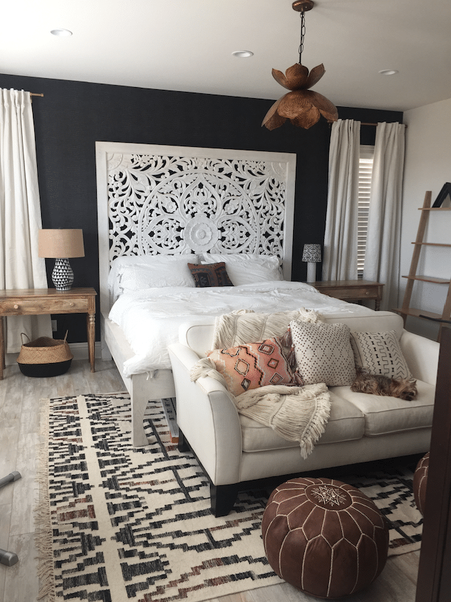Wood Headboards Inspiration