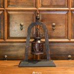 Unique Brass Thai Buddha Bell